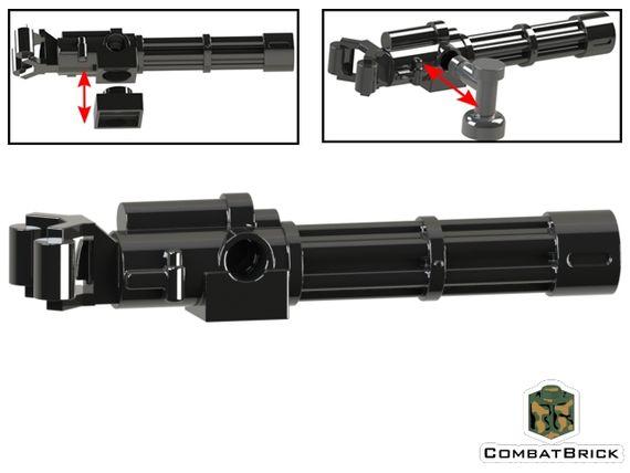 CombatBrick Minigun