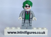 Grey Joker Christo Custom Minifigure