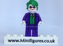 Purple Joker Christo Custom Minifigure