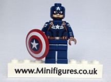 American Super Soldier Phoenix Customs Custom Minifigure