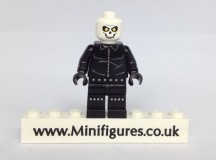 Ghost Rider Christo Custom Minifigure