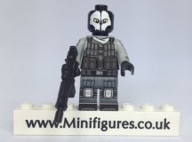 Ghost BrickUltra Custom Minifigure