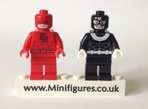 Daredevil & Bullseye Custom Minifigures