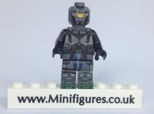 Mech Pilot BrickUltra Custom Minifigure