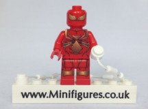 Metal Spider Fig Factory Custom Minifigure