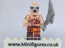 Psychopath Fig Factory Custom Minifigure