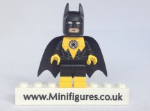 Yellow Lantern Batman Custom Minifigure