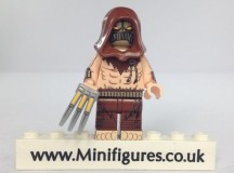 Scarecrow Fig Factory Custom Minifigure