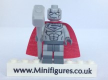 Steel Custom Minifigure