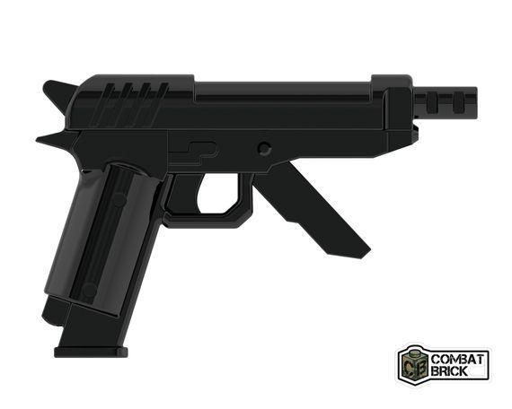 CombatBrick CB-93R Automatic Machine Pistol