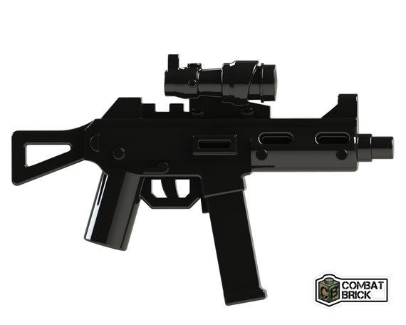 CombatBrick CB-USG Universal Tactical Submachine Gun
