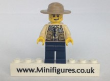 LEGO City Swamp Policeman Minifigure