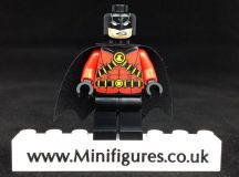 Red Bird Phoenix Customs Custom Minifigure