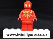 Iron Spider-Man Christo Custom Minifigure
