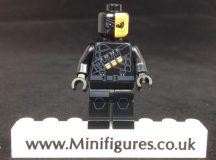 Deathstroke Christo Custom Minifigure