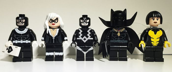 Marvel Custom Minifigures