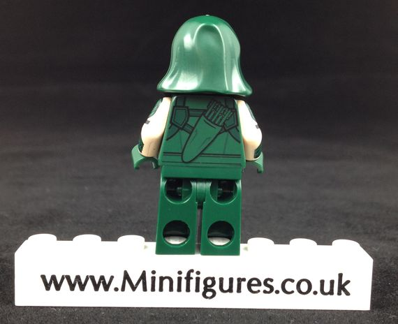 The Archer Custom Minifigure Back