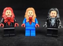 Arachne Sisters Custom Minifigures