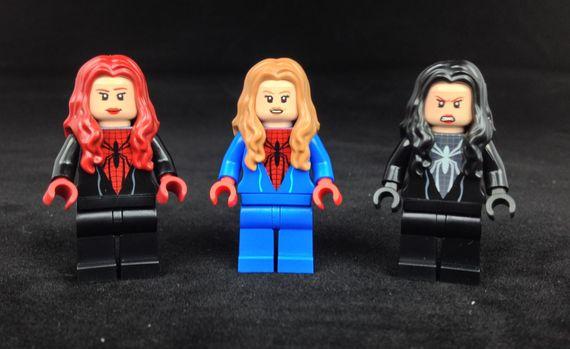 Arachne Sisters Custom Minifigure