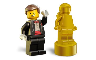 Custom Minifigure Brick Awards 2015