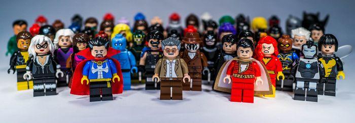 Gnaat Lego Super Heroes Customs Collection