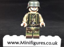 The Minifig Co Fallschirmjager MG Soldier