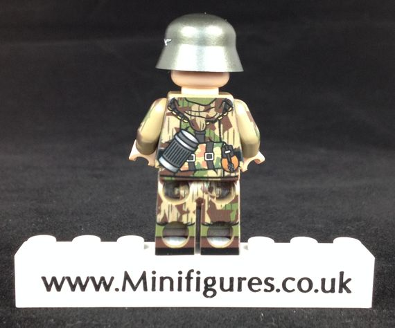 MinifigsRus Fallschirmjager MG Soldier Back