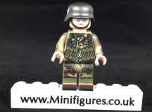MinifigsRus Fallschirmjager MP40 Soldier