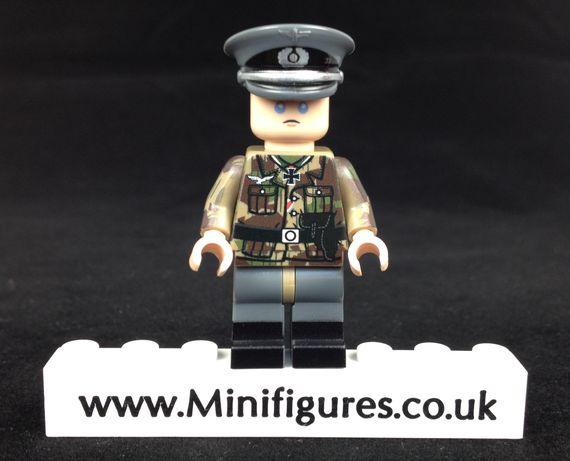 MinifigsRus Fallschirmjager Officer