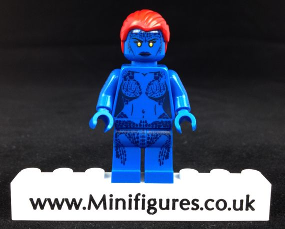 Phoenic Customs Shapeshifter Custom Minifigure