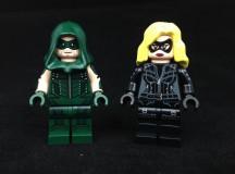 Archer & Blonde Vigilante Custom Minifigures