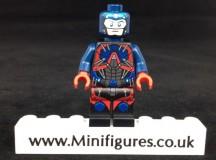 Atom Onlinesailin Custom Minifigure
