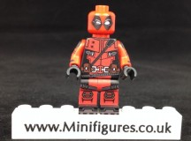 Deadpool Onlinesailin Custom Minifigure