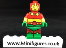 Mr Miracle Onlinesailin Custom Minifigure
