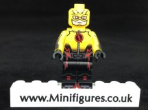 Reverse Flash Onlinesailin Custom Minifigure