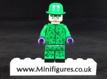 Riddler Batman Forever Onlinesailin Custom Minifigure