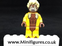 Sabretooth Onlinesailin Custom Minifigure