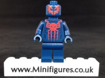Spider-Man 2099 Onlinesailin Custom Minifigure