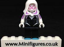 Pink Arachnid Custom Minifigure