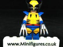 Chrome Claw Custom Minifigure