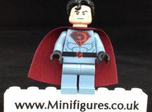 Comrade Superguy Custom Minifigure