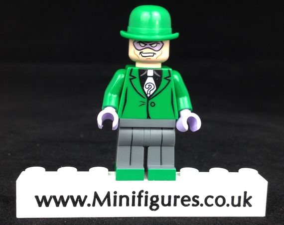Riddler Animated Series Onlinesailin Custom Minifigure