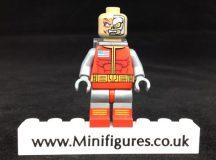 Robo Zombie Custom Minifigure