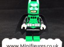 Green Lantern Batman Custom Minifigure