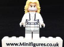 White Canary Onlinesailin Custom Minifigure