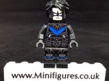 Arkham Nightwing Onlinesailin Custom Minifigure