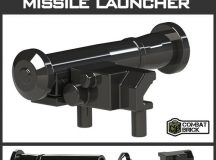 CombatBrick Spear Anti-Tank Missile Launcher