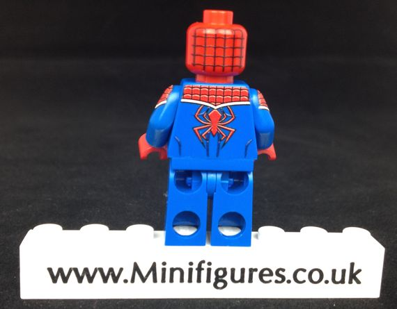 LeYiLeBrick Britain Spider-Man Custom Minifigure
