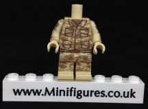 The Minifig Co Desert Digital BDU