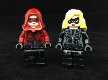 Swifty & Blonde Vigilante Custom Minfigures